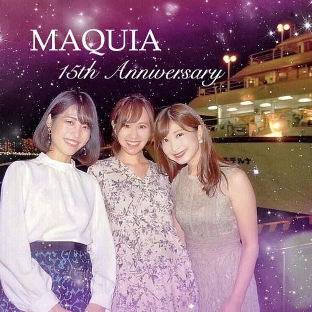 【船上での美の祭典】マキアビューティシェアクルーズに参加しました.*+°