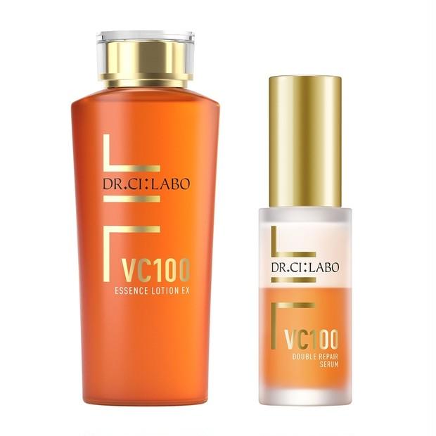 【フォロー&RTで当たる】ドクターシーラボの美容液と化粧水をセットで1名様にプレゼント