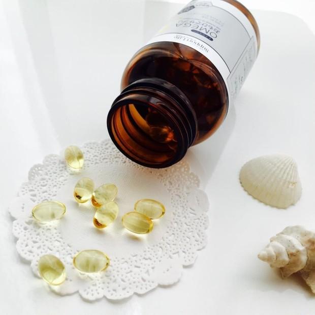 美容&健康を100%植物性由来の「オメガ3」サプリメントで欲張りサポート♡