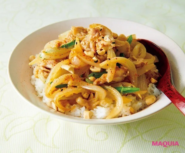 【平野レミさんの簡単レシピ】新玉ねぎを使ったレシピ_味噌バター新玉どん