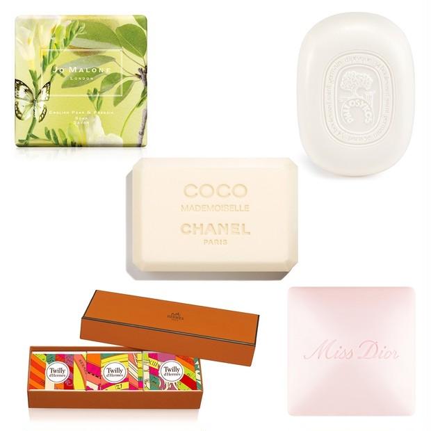 【ラグジュアリー石鹸5選】シャネルやディオールほか人気高級ブランドが贈る贅沢な幸福感と香りの旅