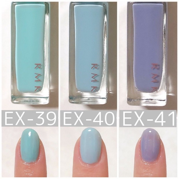 【RMK 夏の限定色ネイル】初夏にピッタリのカラー展開、あなたが気になるカラーはどれ?