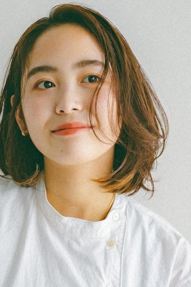 【30代・40代におすすめ】美髪&美人な大人のワンレンボブ②