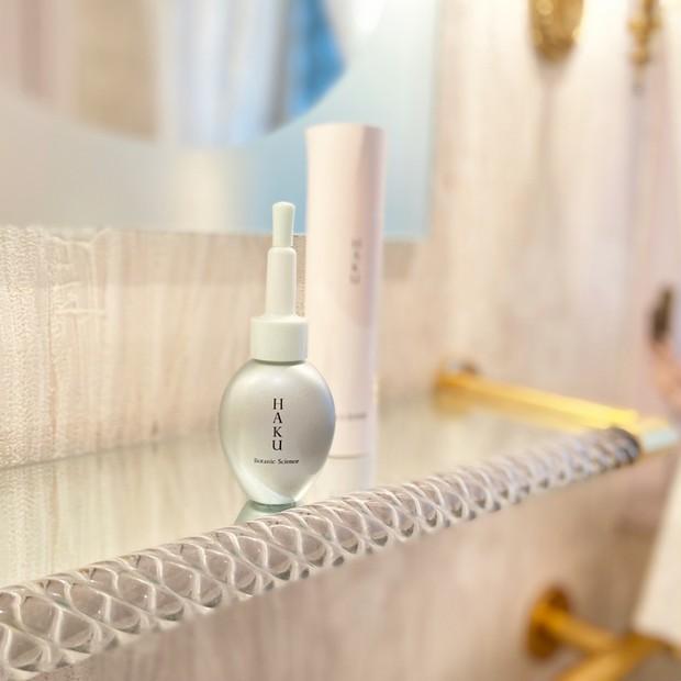【前後比較写真あり】発売初代から愛用『HAKU』の新!乾燥くすみ対策美容液を使ってみた