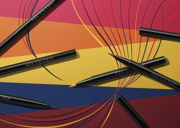 「アディクション」のアイライナーでプレイフルな目元に! 無重力級マットリップも7月31日同時発売_2