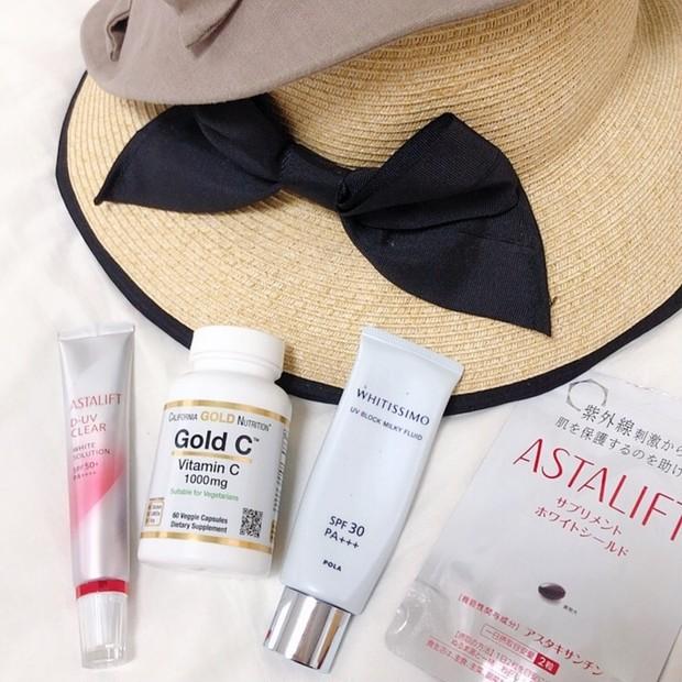光線過敏症の麻衣子が自身を持ってオススメする日焼け対策と絶対買いな紫外線100%カットアイテム!