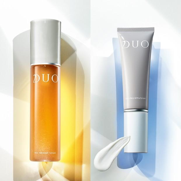 【DUO新作】化粧水&UV美容乳液