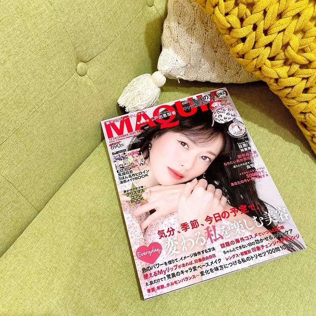 【最新!MAQUIA12月号】見どころやポーチの中身を紹介!_1
