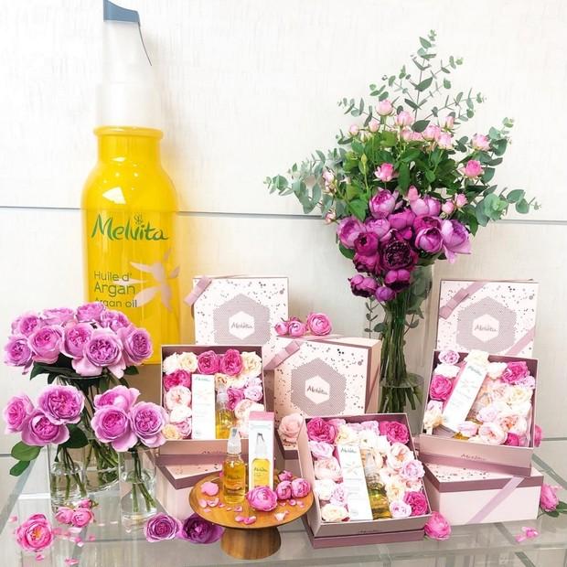 【メルヴィータ】ローズの香りのオイルでご褒美スキンケア!