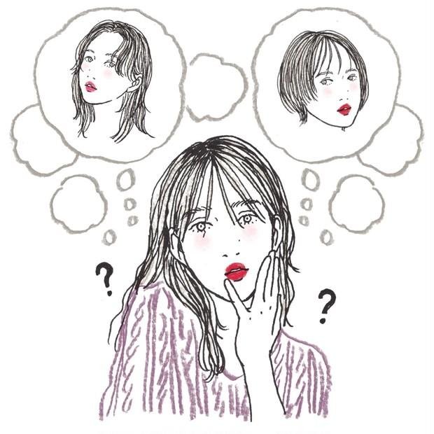 顔型や髪質から、あなたに似合う前髪をタイプ別に診断!