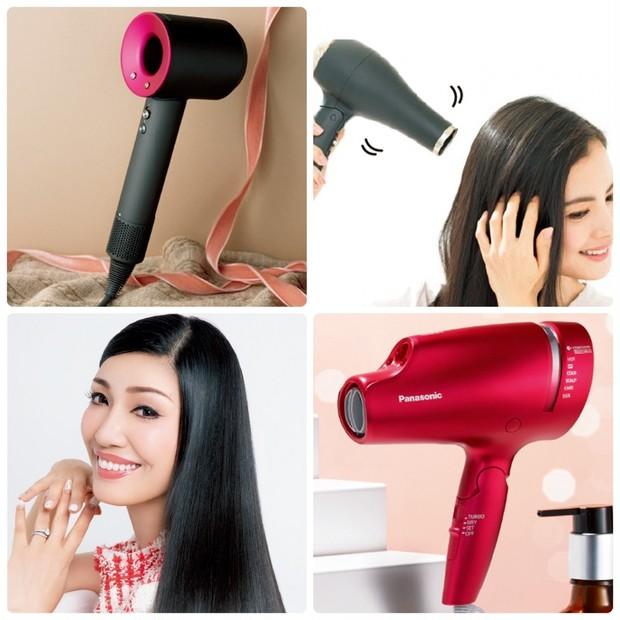 【髪の毛の乾かし方】ドライヤーのかけ方やおすすめのアイテムなど、美髪テクまとめ
