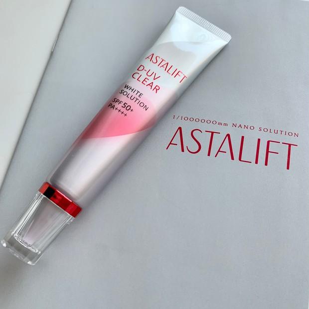 肌質・なりたい肌で選べる!ASTALIFT[アスタリフト]D-UVクリア2種の使用感・仕上がり・違いをスウォッチ多めでレビュー _3