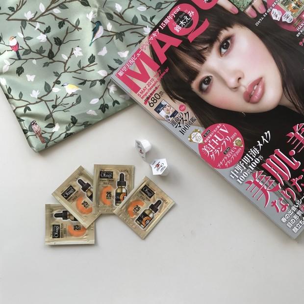マキア5月号!春爛漫メイクの鈴木えみさんが印象的♡今月も付録買いしてまちがいなし!