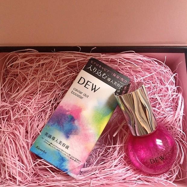 12月16日に新発売される【新・導入美容液 DEW キャビアドットブースター】のご紹介