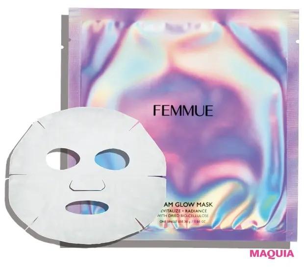 ファミュ(FEMMUE)ドリームグロウマスク REVITALIZE・RADIANCE