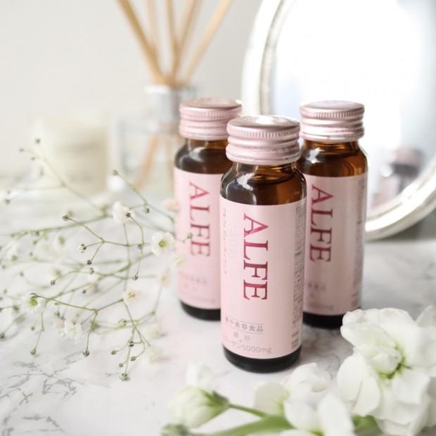 大正製薬から新発売!集中美容ドリンクで目指せハリ&輝きのある肌!―ALFE ビューティコンク