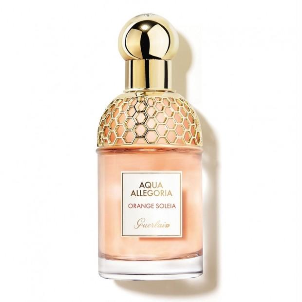 クリスマスギフトに憧れの香りを。「ゲラン」アクア アレゴリアのミニサイズが限定発売