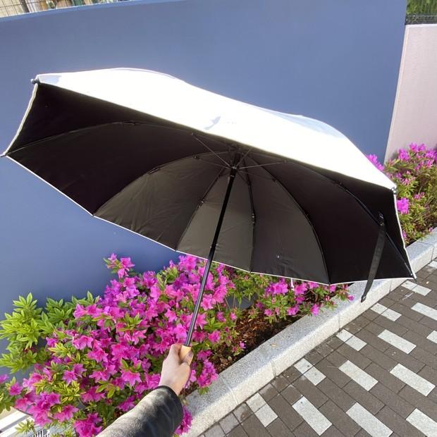 最強の日傘!サンバリア100☆☆☆