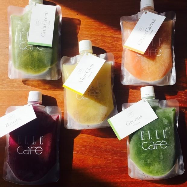 GW前に体をリセット!気になっていたELLE Cafeの+Juiceを試して見ました