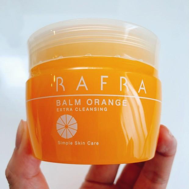 【クレンジング】ダブル洗顔不要のバームオレンジ