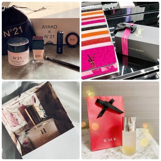 【プレゼントにおすすめのコスメ特集】女友達・彼女へのプレゼントや、自分へのご褒美に! 口コミ&最旬お買い物スポットまとめ