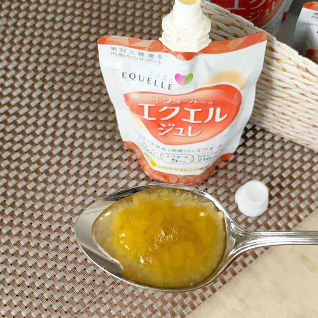大豆イソフラボンの活性化に欠かせないエクオールを効率よく摂取できる!大塚製薬のエクエル ジュレ。_3