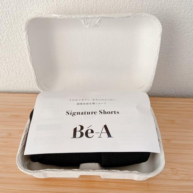 【衝撃👀もっと早く使えば良かった!!】フェムテックアイテム💓超吸収型生理ショーツ「Be-A」✨選んだポイントと使いご心地は??