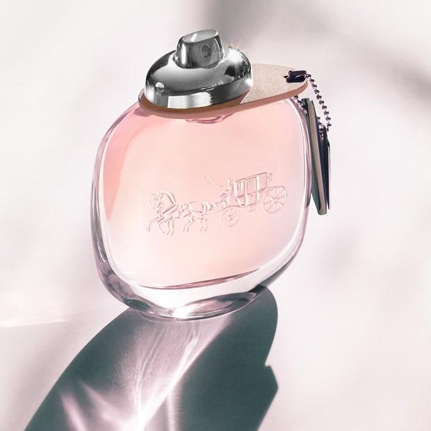 センシュアルな魅力を引き出すフローラル グリーンの香り♡ 「コーチ」から待望のフレグランス登場!