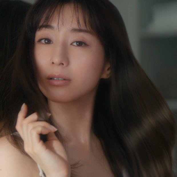 田中みな実さんの美髪のヒミツって? 「ジュレーム リラックス」新CMに登場&撮影秘話を公開
