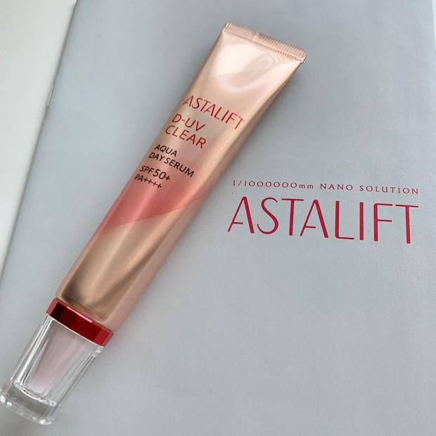 肌質・なりたい肌で選べる!ASTALIFT[アスタリフト]D-UVクリア2種の使用感・仕上がり・違いをスウォッチ多めでレビュー _5