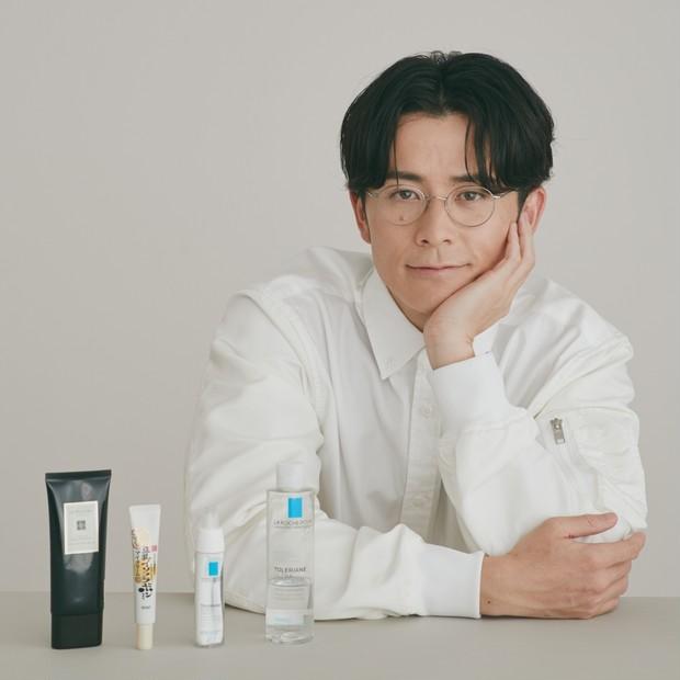「肌がキレイってほめられると嬉しい」オリエンタルラジオ藤森慎吾さんの美容習慣