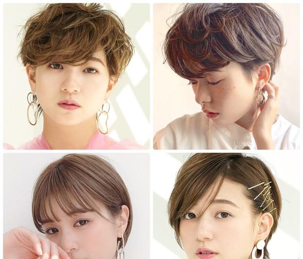 【最新ヘアアレンジ】おしゃれなショートヘアまとめ | 簡単スタイリングや巻き髪アレンジのおすすめ