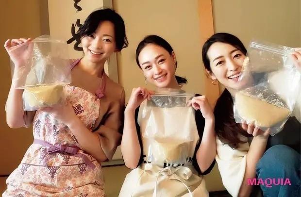 美賢者たちの手作り発酵食_田中マヤさん_手作り発酵食教室に仲間と参加