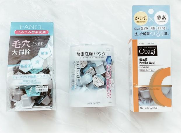 酵素洗顔♡人気3大ブランド(suisai/オバジ/ファンケル)を徹底比較・検証!!_1