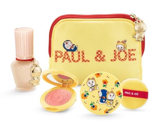 【クリスマスコフレ2020】ポール & ジョー ボーテ ポール & ジョー メイクアップ コレクション 2020