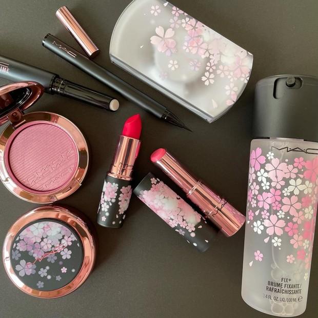 【春コスメ2021】M·A·Cから、夜桜をモチーフにした限定コレクションが登場!