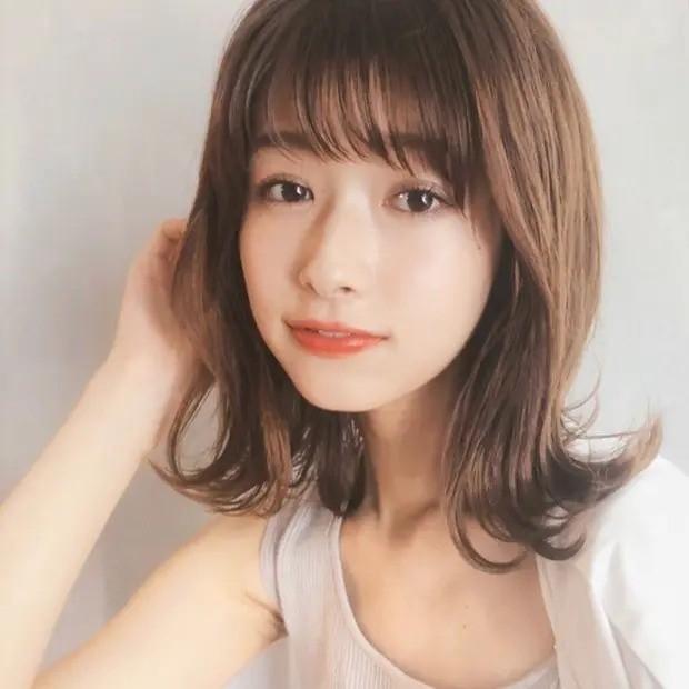 【2020年最新ヘアカタログ】前髪ありのおすすめヘアスタイル
