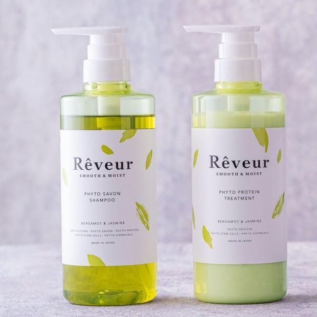 3名様にプレゼント! 進化した「レヴール」のシャンプー&トリートメントで潤う美髪に