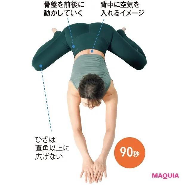 【ウエストのくびれの作り方】ふたつの筋肉にアプローチ「内ももストレッチ」_2