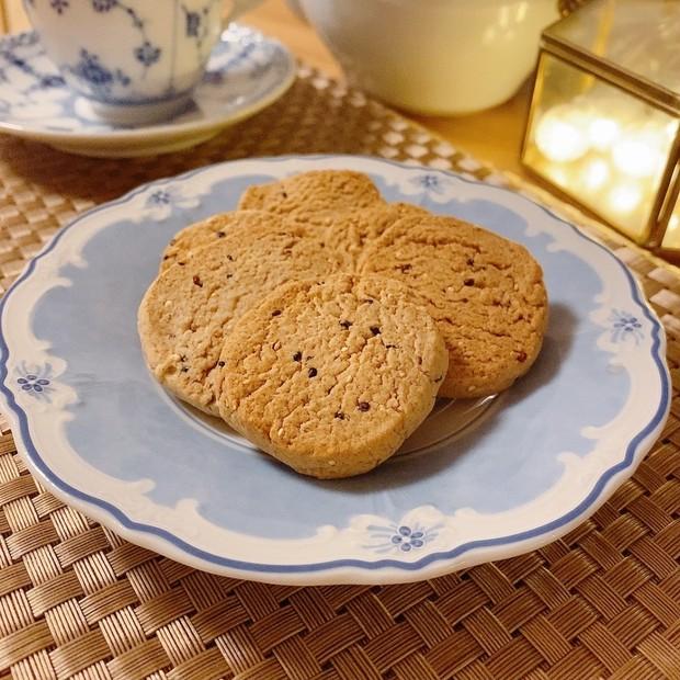 【レシピあり】スーパーフードキヌアを使った成城石井のマクロビクッキー風を作ってみた