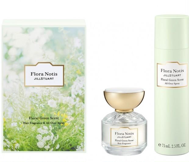 夏の香りを全身に!「フローラノーティス」からヘアフレングラスとミストのセット