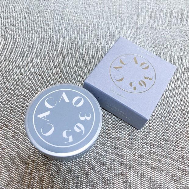 【アロマ生チョコレート店のコスメ】MAISON CACAO カカオクリーム Chocoholic