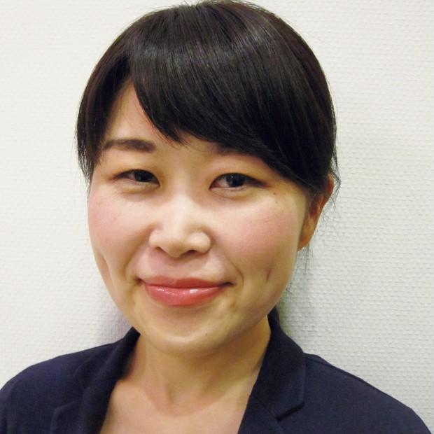 尾崎奈津代さん