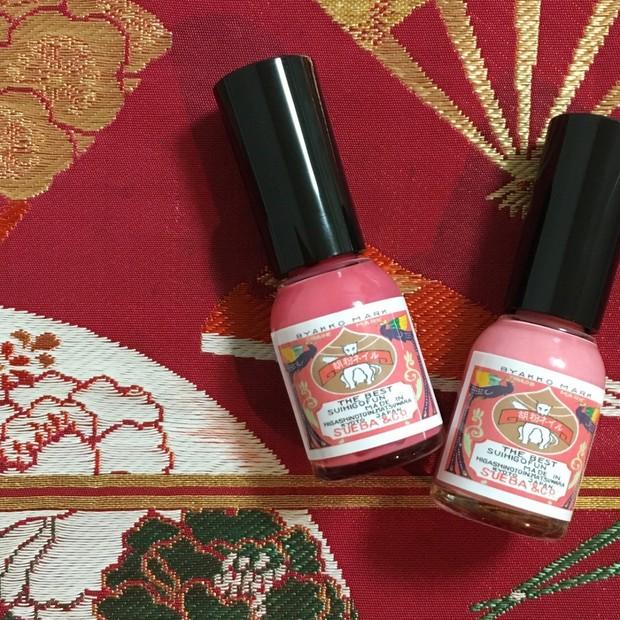【浴衣におすすめ】京都の老舗絵具店 上羽絵惣の「胡粉ネイル」が想像以上に良かった件。