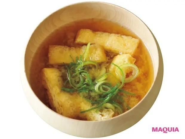 【手作り発酵食】作るのも楽しい「手作り味噌」の作り方_油揚げとねぎの味噌汁