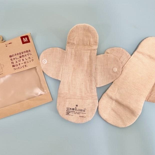 なかなか聞きづらい話題... 生理ナプキンってどうしてる? 「無印良品 布ナプキン」を使ってみた!