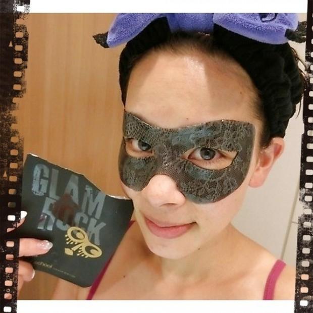 仮面舞踏会へようこそ♡ なんと目元専用ゲルシートマスク