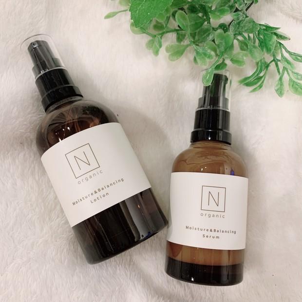 【N organic】敏感肌にも優しい一つで三役の美容液!