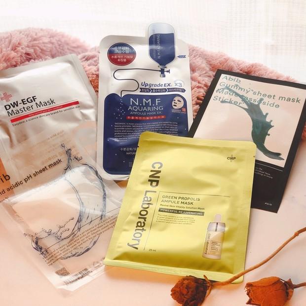 【シートマスク】ゆらぎ・乾燥・敏感肌にも強い味方♡愛用中デイリーシートマスクをご紹介♡!!