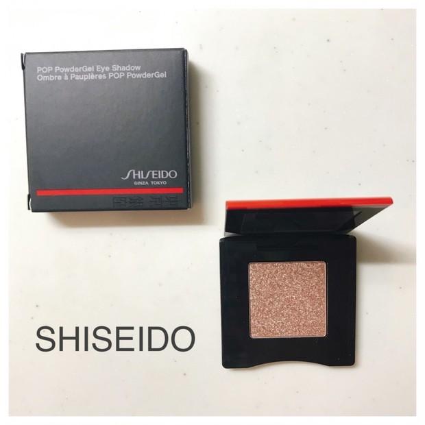 6/1発売 SHISEIDO【ポップ パウダージェル アイシャドウ】買ってみました♪